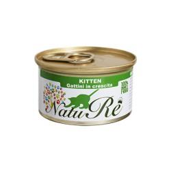 NatuRè Kitten - Scatoletta 85 Gr.