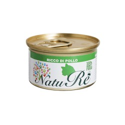 NatuRè - Cat Adult - Pollo - Scatoletta 85 Gr.