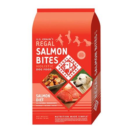 Salmon Bites Holistic 13,64 Kg
