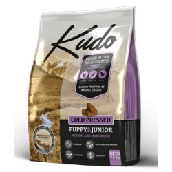 Kudo Puppy e Junior  Medium-Maxi 2,5 Kg