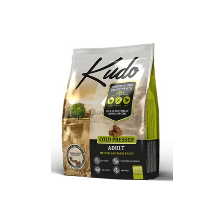 Kudo Adult Medium & Maxi 7,5 Kg