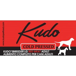 Kudo LG Red Meat Adult 12 kg